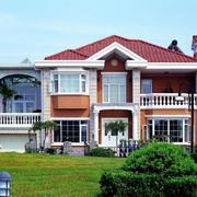 两层别墅设计效果图