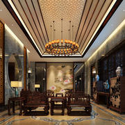 客厅八仙椅设计