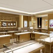 经典珠宝展示柜