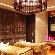 现代风格美容院设计