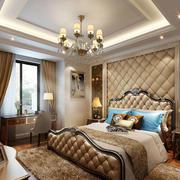 视野开阔的卧室窗户设计