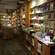 大型公用书架