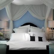 两室一厅卧室床装修