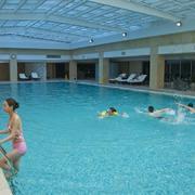 矩形游泳池设计