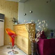 北欧风格吧台设计