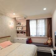 两室一厅卧室设计