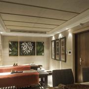 洋房装修餐厅设计