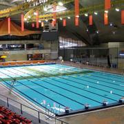 游泳馆观众台设计