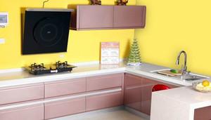 别墅精装整体厨房装修效果图
