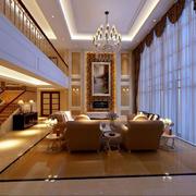 别墅大型落地窗设计