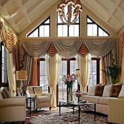 经典欧式窗帘设计