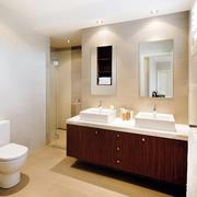 卫生间柜台设计