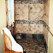 复古瓷砖拼凑