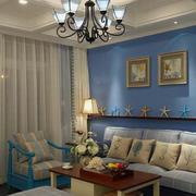 两室一厅沙发设计