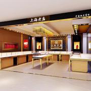 珠宝店展示柜设计
