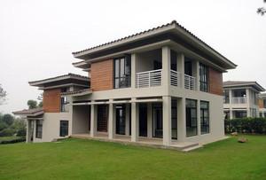 两层独栋别墅