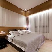 两室一厅卧室飘窗设计