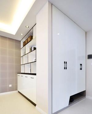 设计水平绝美的大户型玄关鞋柜装修效果图欣赏素材