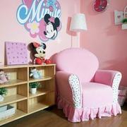 儿童房沙发效果图