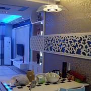 餐厅背景墙设计