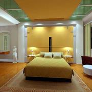 家装卧室床设计