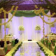 婚礼帷幕设计