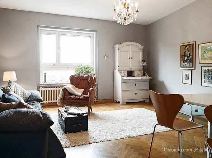 60平米小公寓装修图