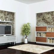 电视柜装修背景墙