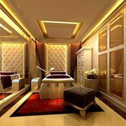 美容院VIPspa床设计