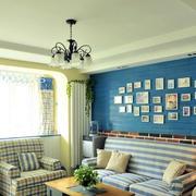 公寓客厅照片墙设计