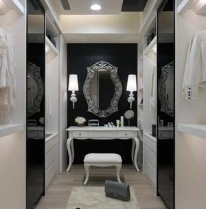 梳妆台镜子设计
