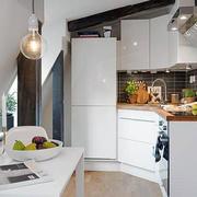 阁楼厨房设计
