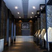 洗手间过道设计