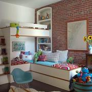 两室一厅儿童房