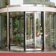 大型酒店旋转门设计