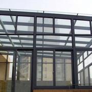 阳光房框架效果图