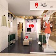 服装店柜台设计