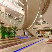 欧式酒店大堂楼梯设计