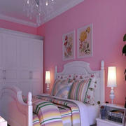 卧室床头相片墙