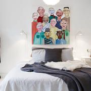公寓简约卧室设计