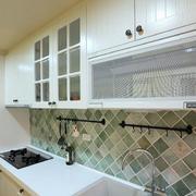 两室一厅厨房橱柜