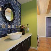 彩色瓷砖装修设计