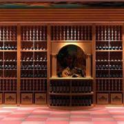 欧式奢华酒窖