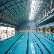 游泳馆水池设计