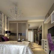 公寓卧室吊顶设计