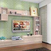 整体设计的电视柜
