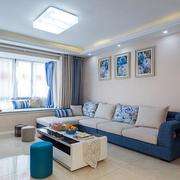 洋房装修沙发效果图