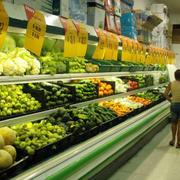 蔬菜超市装修图