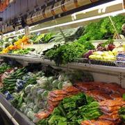 蔬菜超市设计