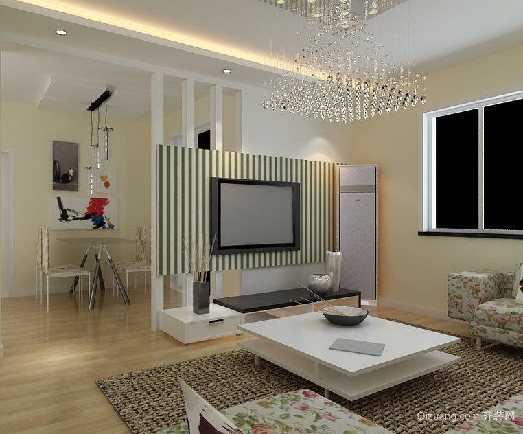 精致唯美大户型家装设计效果图素材大全